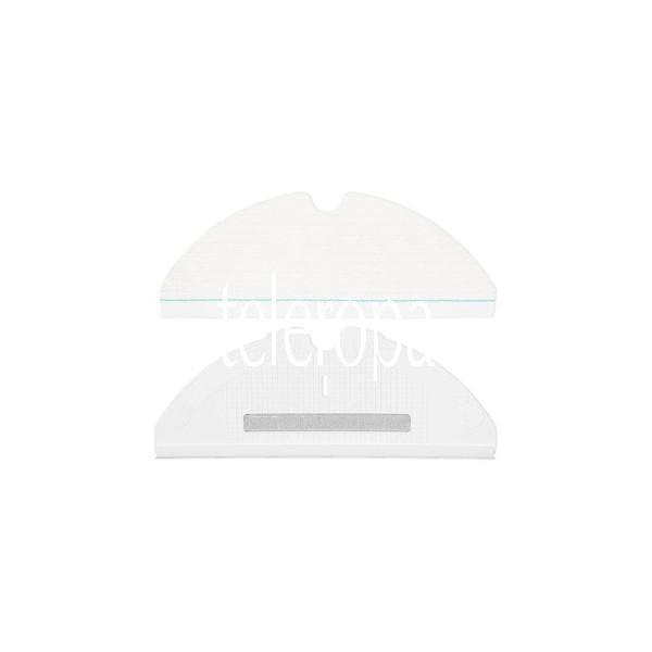 Einwegwischtücher für Roborock S5/S6/S5 Max (30 Stück, Saugroboter-Zubehör, Einweg-Tücher, Mopping C