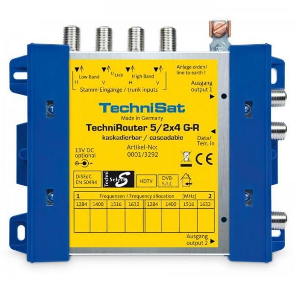 TechniRouter 5/2x4 G-R (Grundeinheit)
