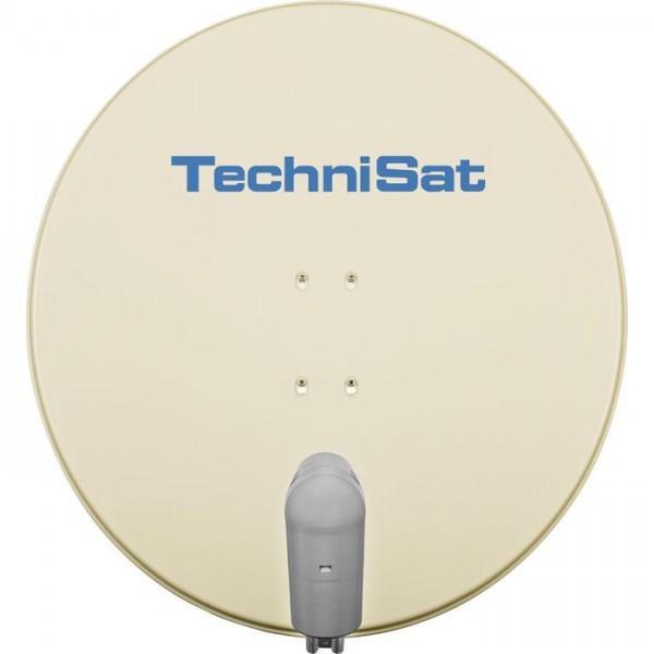 SATMAN 850 Plus mit UNYSAT-Universal-V/H-LNB
