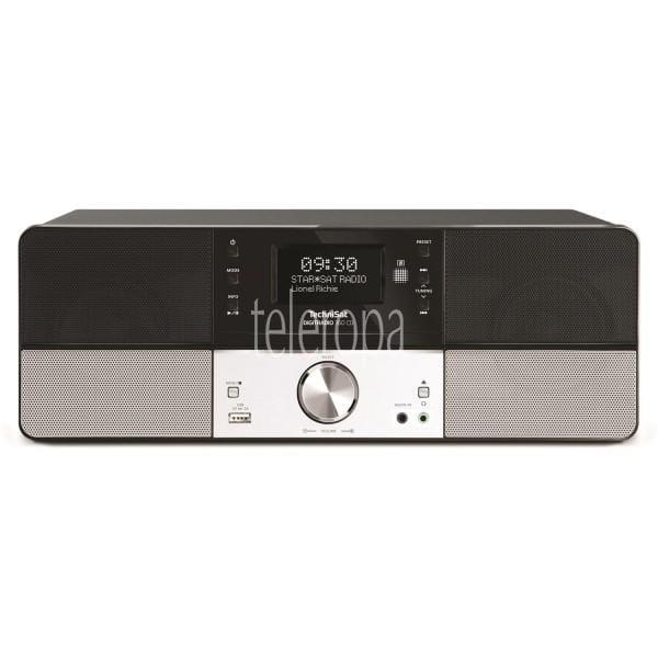 TechniSat DIGITRADIO 360 CD Digitalradio für DAB+, DAB und UKW Empfang Bild
