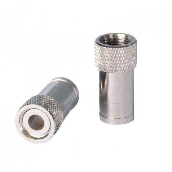 F-Stecker selbstfixierend für 8,2 mm Koaxkabel