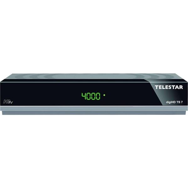 TELESTAR digiHD TS7 HDTV Satellitenreceiver mit Aufnahmefunktion B-Ware Bild1