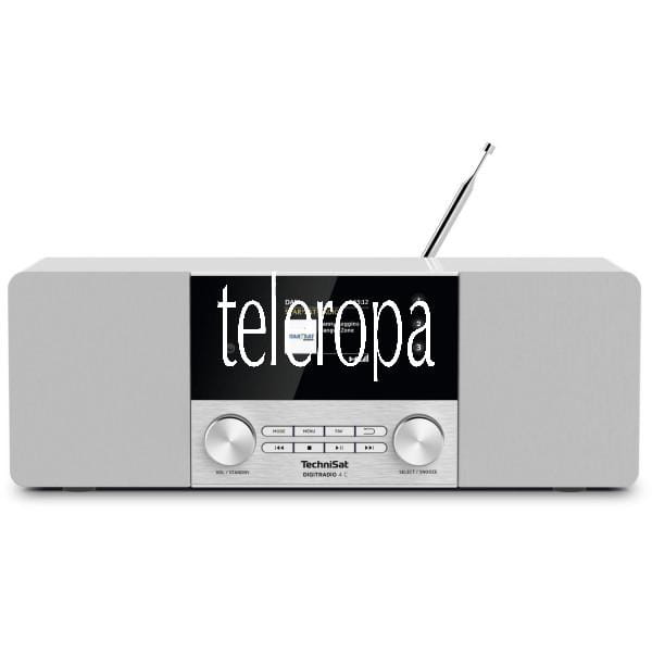 DIGITRADIO 4 C (Radio, Digitalradio, DAB+, UKW, Bluetooth, Farbdisplay, AUX, Radiowecker)