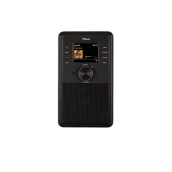 Block CR-10 (Kompakradio, Farbdisplay, Musik, Bluetooth)