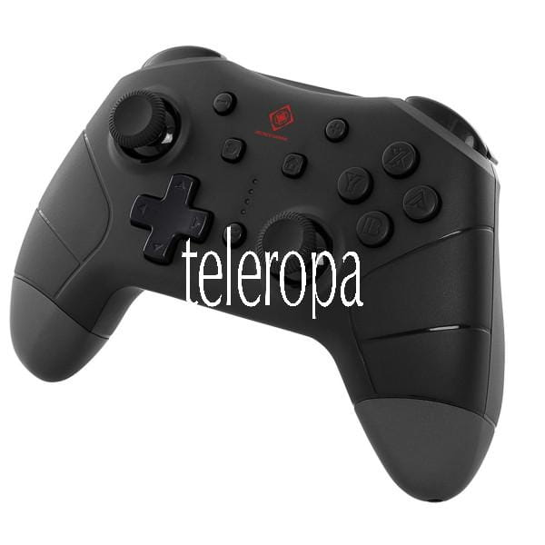 GAMING Nintendo Switch Controller (Bluetooth, PC / Android, ABS-Kunststoff, Gamepad-Steuerung, 3D-Joysticks)