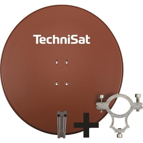 SATMAN 850 PLUS Sat-Antenne mit 40mm LNB-Halteschelle