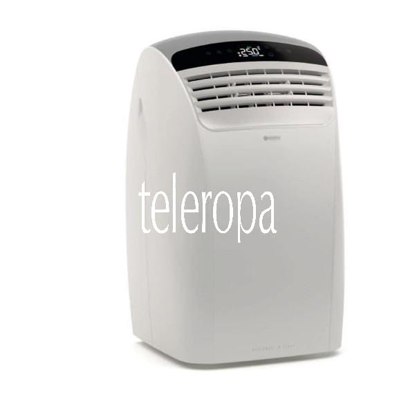 DOLCECLIMA SILENT 12 A+ WIFI Klimagerät (Kühlen, Entfeuchten, Ventilieren, Touch Display, WiFi integ