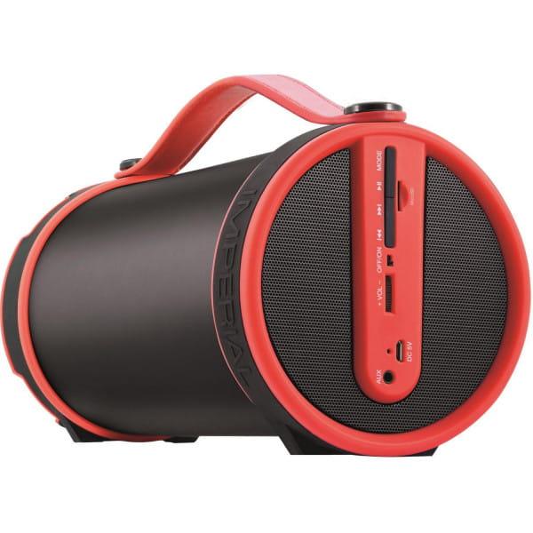 BEATSMAN Mobiler 2.1 Bluetooth Lautsprecher mit UKW Radio gebraucht/generalüberholt
