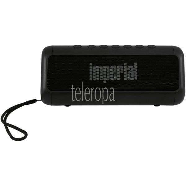 IMPERIAL BAS 6 Bluetooth Stereo-Lautsprecher mit Solarlade- und Powerbankfunktion Bild 1