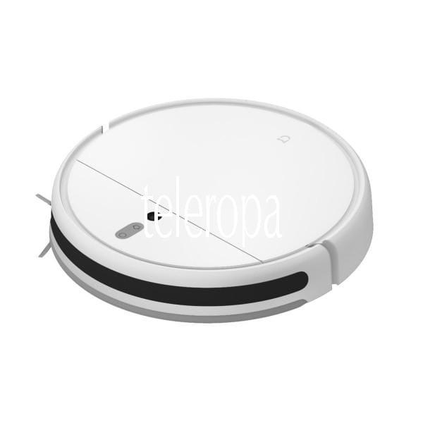 Mi Robot Vacuum Mop Saugroboter (Wischfunktion, 2500 Pa, App-Steuerung, Saugkraft, 166°-Kamera, Smar
