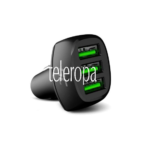 In-Car Charger PowerRide 54W Auto-Ladegerät (3x USB, 18W USB-A, mit Ultra Charge-Schnellladetechnolo