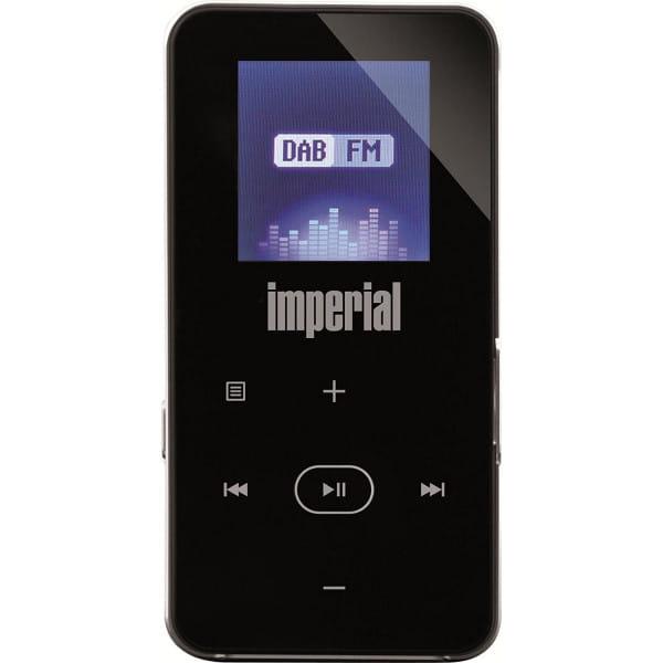 IMPERIAL DABMAN 2 mobiles Digitalradio mit MP3-Player Bild1
