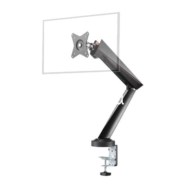 Single Monitor Spring-Assisted Pro Monitor Arm (Federunterstützter Mechanismus, Abnehmbares VESA-Pla