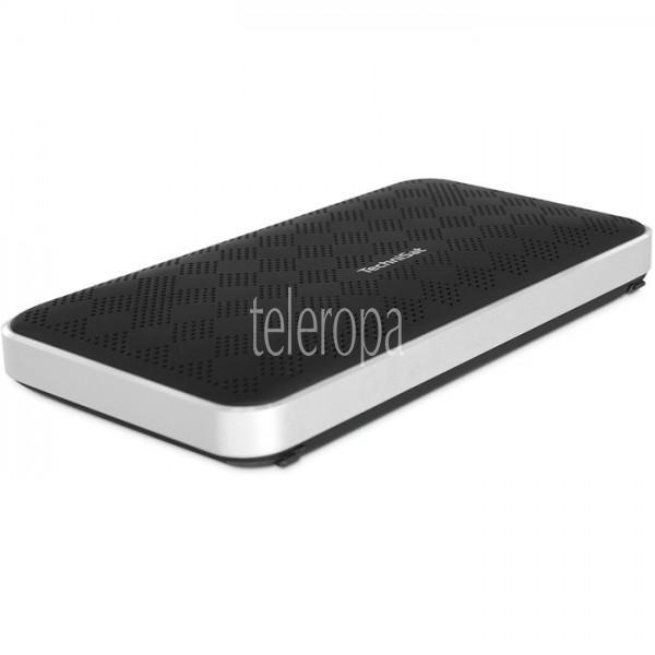 TechniSat BLUSPEAKER FL 200 Schwarz kompakter Bluetooth-Lautsprecher Bild 1