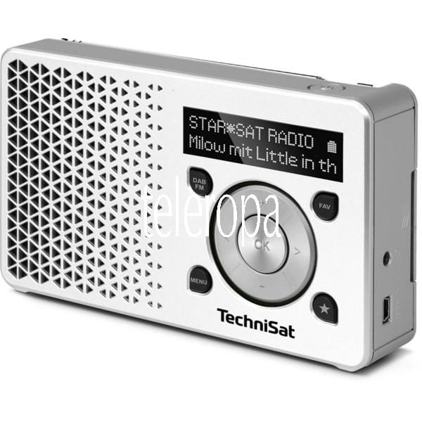 TechniSat DIGITRADIO 1 DAB+ Radio Made in Germany Bild1