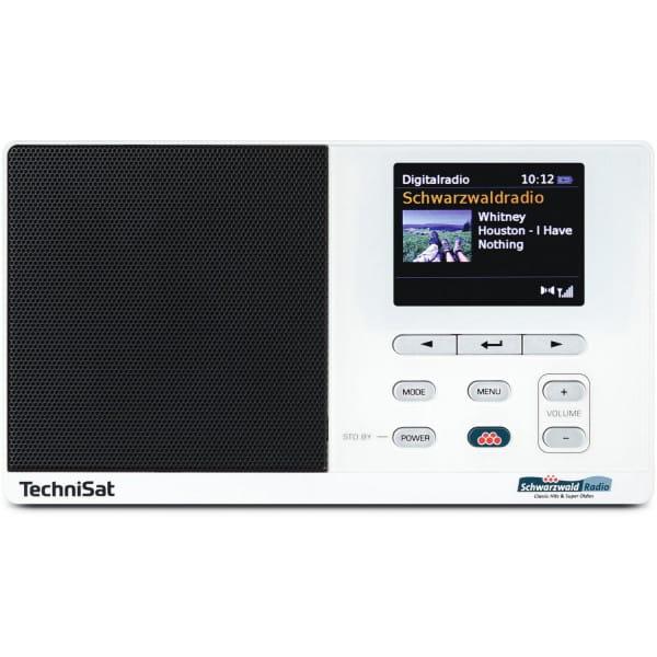 TechniSat DIGITRADIO 215 Schwarzwaldradio Edition, DAB+ Digital-Radio Bild 1