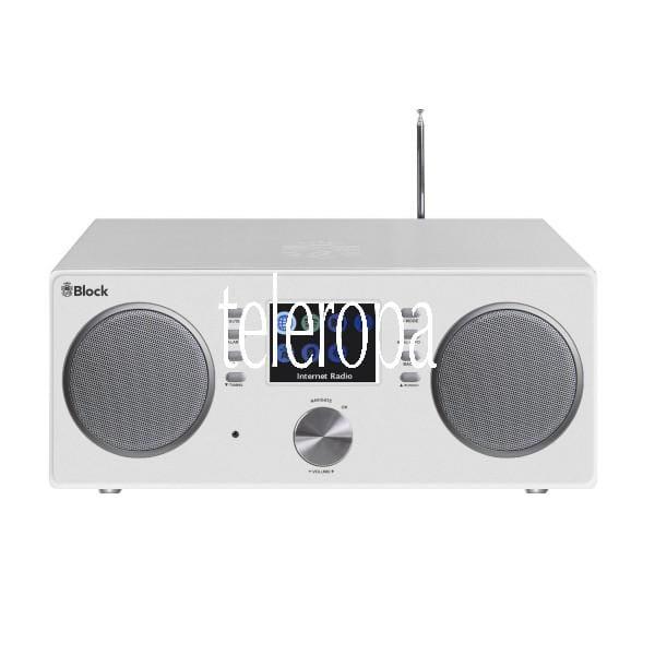 Block CR-20 (Internetradio, Speaker, WLAN, Bluetooth, DAB+ Radio)