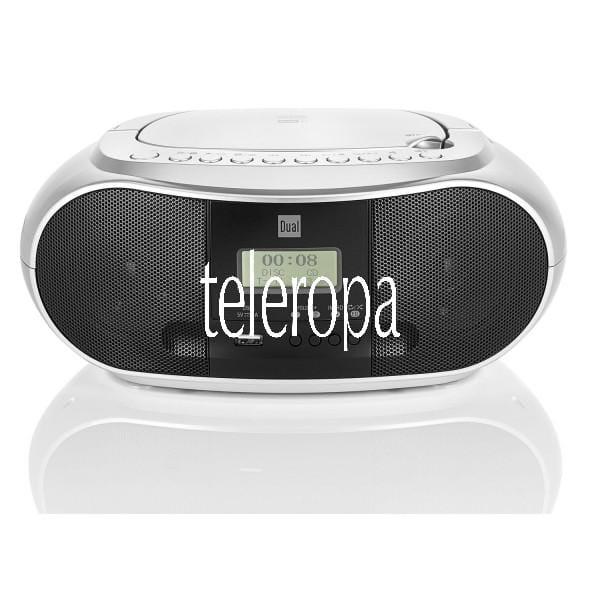 DAB-P 170 DAB(+) CD/ Design Boombox mit Bluetooth