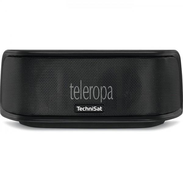 TechniSat BLUSPEAKER ID 100 Schwarz kompakter Bluetooth-Lautsprecher Bild 1