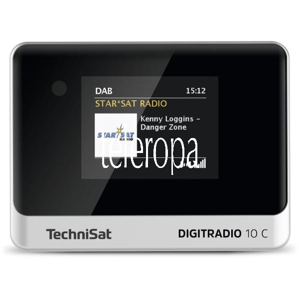 TechniSat DIGITRADIO 10 C (DAB+, Internetradio, Radio, Digitalradio, Bluetooth, Streamingdienste) Bild 1