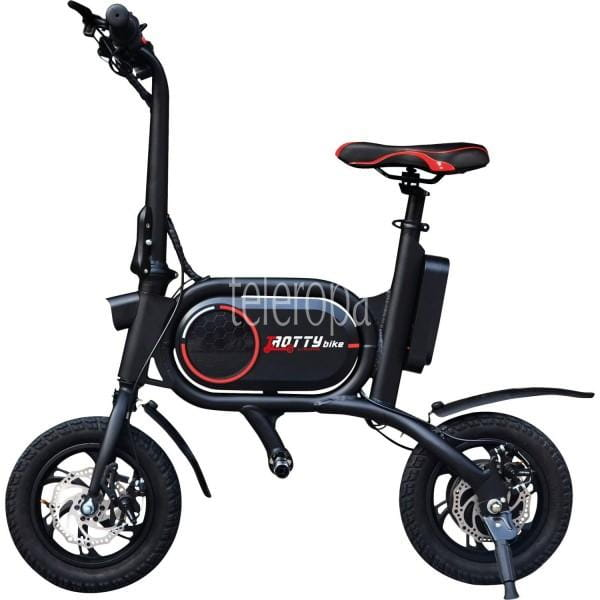 TELESTAR TROTTY bike, klappbarer e-Bike Scooter Bild 1