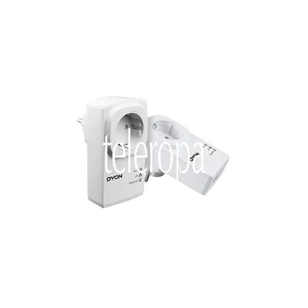 500 Mbit/s Powerline-Adapter PT (LAN Steckdose, Plug & Play, 500 Mbit, Smart Home) B-Ware