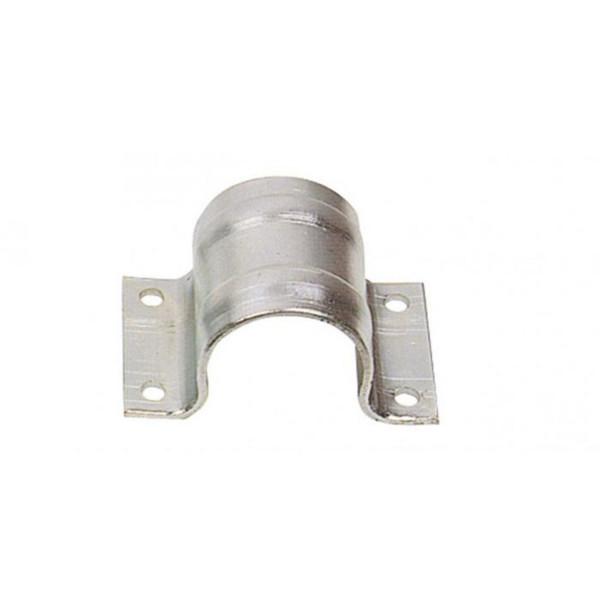 Mastschelle, Stahl, 48 mm