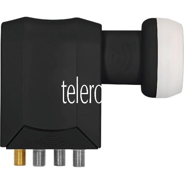 Universal-SCR 4+4 LNB HDTV (DiSEqC EN 50494, Ultra-HD-Kompatibel, DVR, Kompatibel mit Twin-/Quattror