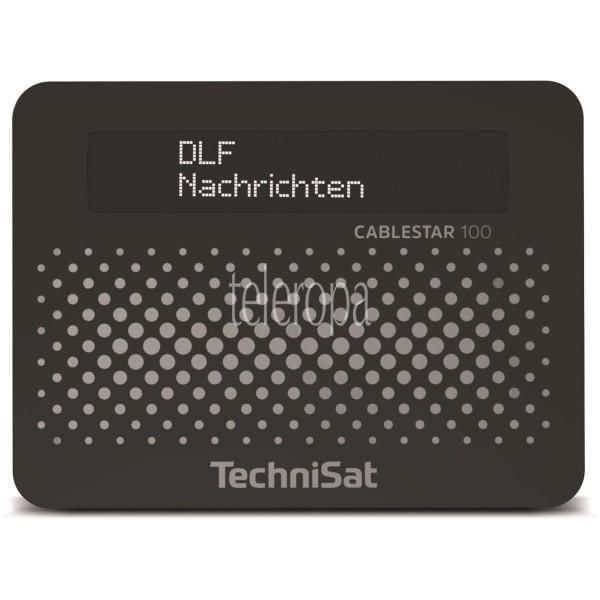TechniSat Cablestar 100 Kabel-Radio Bild