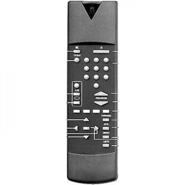 Fernbedienung 100TS037 für TechniBox VIACAM