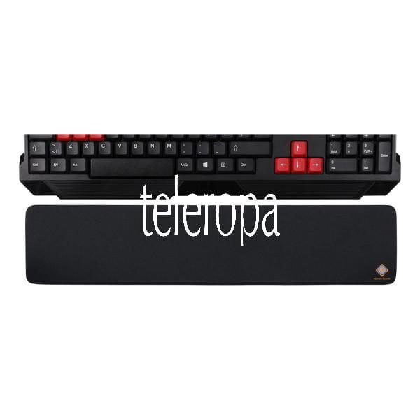 GAMING Tastatur-Handballenauflage groß (Wristpad, 18mm, ergonomisch)