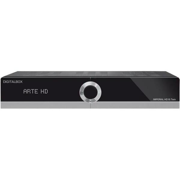 HD 6i Twin HDTV Twin Sat Receiver
