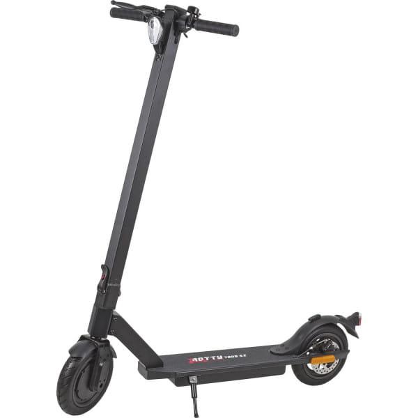 """TROTTY 7808 SZ E-Scooter mit Straßenzulassung nach StVZO (8,5"""" Luftreifen, Display, 20 km/h, 7800 mA"""