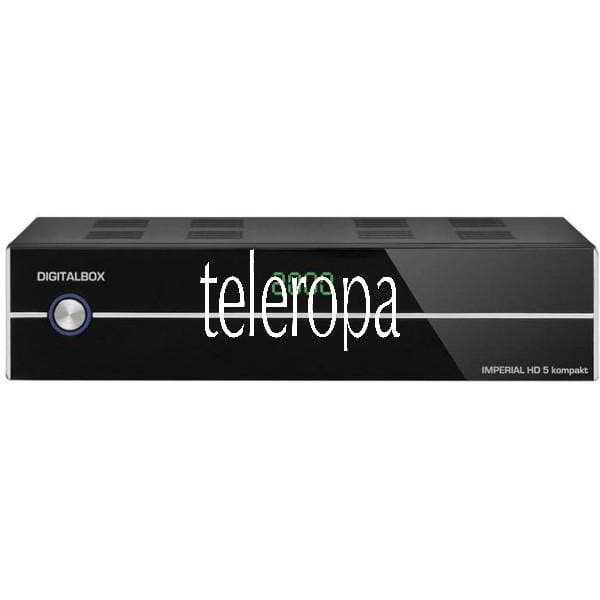 HD 5 kompakt HDTV free-to-air Satellitenreceiver
