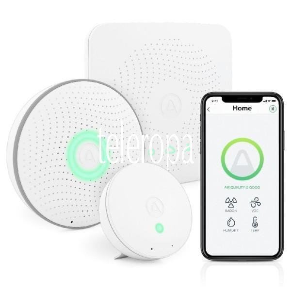 House Kit Smart Home (Sprachsteuerung, Sensoren für Temperatur, Luftdruck und CO2 Messgerät, Radonde